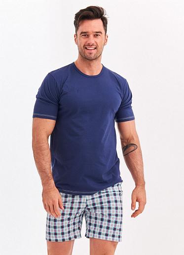 taro 2386 S20 DOMINIK Пижама мужская с шортами