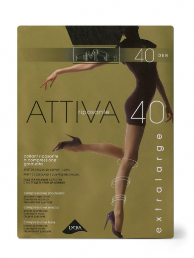 Omsa Колготки ATTIVA 40