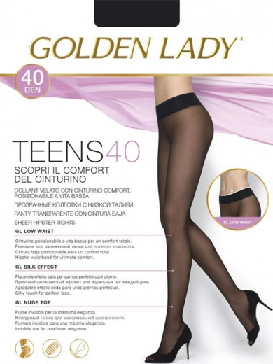 Golden Lady TEENS 40 VITA BASSA