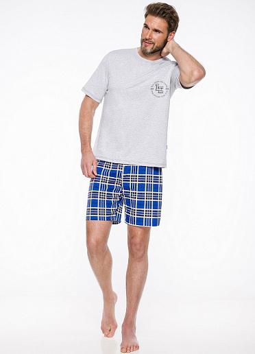 taro 2085 19/20 NIKODEM Пижама мужская с шортами