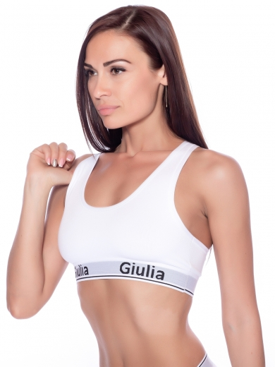 Giulia Топ COTTON BRA 01 var B