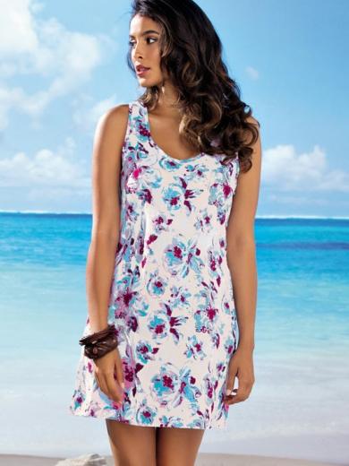 sielei купальники Платье CN57 Sielei размер S Bianco (белый)