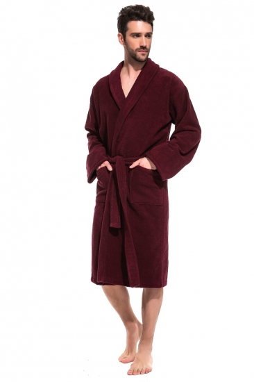 evateks Мужской банный халат Red King (Е 305)