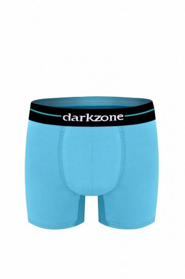 Darkzone Мужские трусы боксеры голубые DZN2057