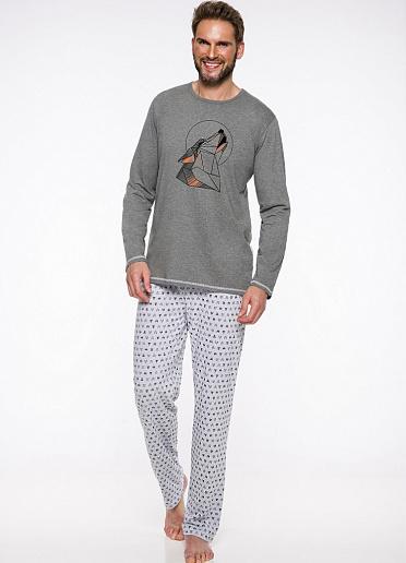 taro 2338 19/20 CZAREK Пижама мужская со штанами