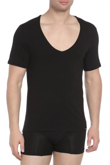Футболка Doreanse Мужская футболка черная 2820