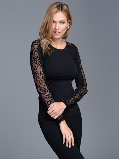 Jadea Блузка4075 maglia m/l