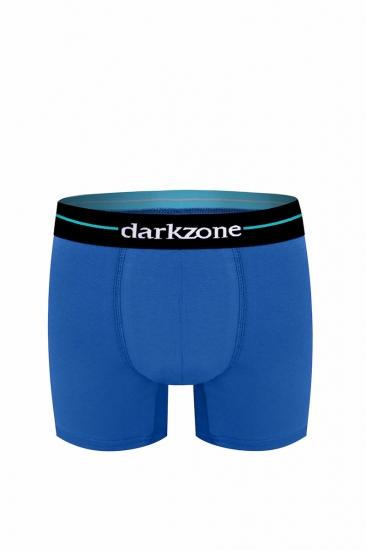Darkzone Мужские трусы боксеры синие DZN2055