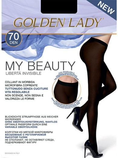 Golden Lady MY BEAUTY 70