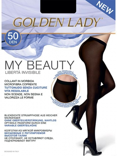 Golden Lady MY BEAUTY 50