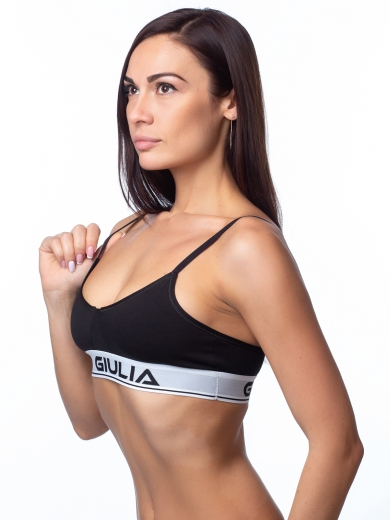 Giulia Топ COTTON BRALETT 01 var B