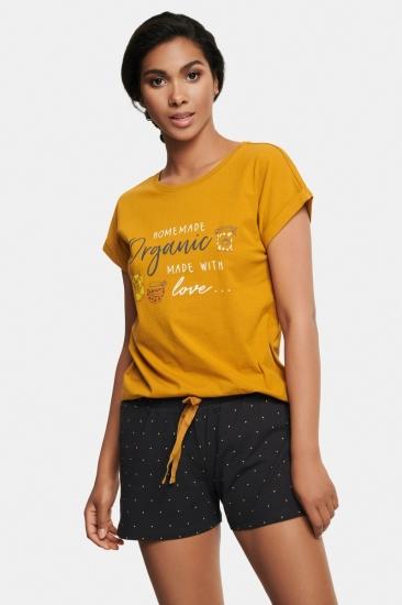 esotiq 39295 FEMIN Пижама женская с шортами