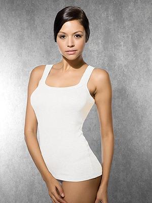 doreanse (для женщин) Ribbed Modal 9311-02 майка размер M белый