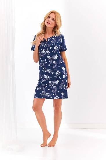 taro 20S Rosa 2368-01 сорочка размер S Темно-синий