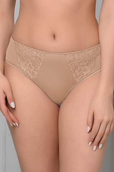 Dimanche lingerie Трусы слип 3040 Chance размер 6 Бежевый