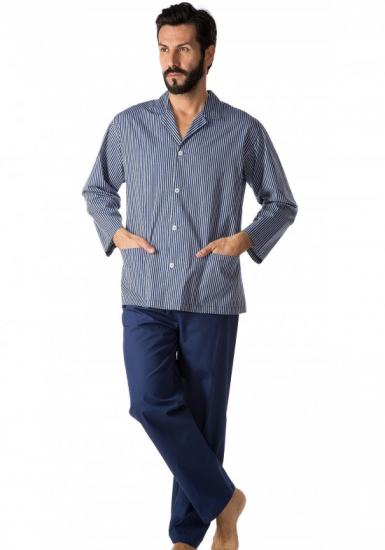 b&b Классическая пижама для мужчин B&B_U2956