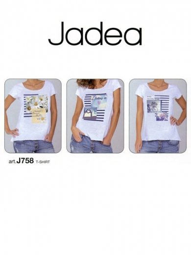 Футболка Jadea J758 t-shirt