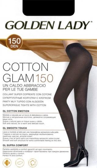 Колготки Golden Lady COTTON GLAM 150