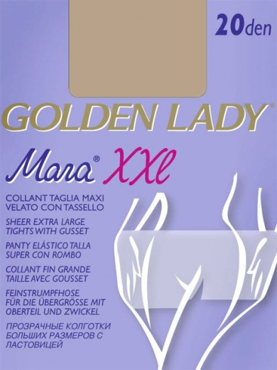 Колготки Golden Lady MARA 20 XXL