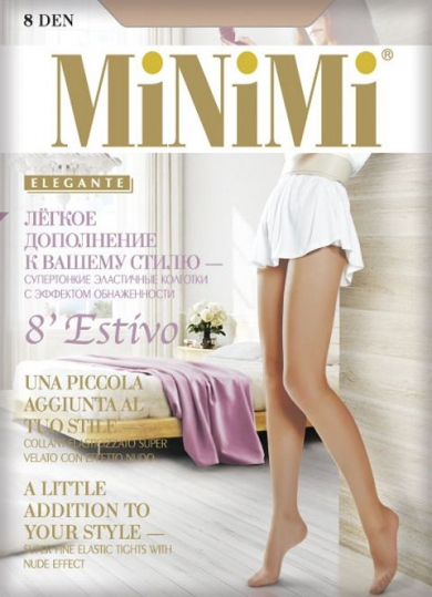 Minimi ESTIVO 8 колготки