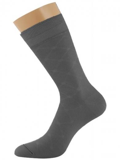 Griff C4 PREMIUM BAMBOO ромбы всесезон. носки мужские