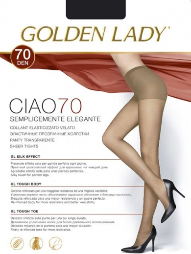 Golden Lady CIAO 70
