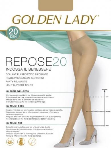 Golden Lady REPOSE 20