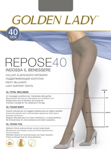 Golden Lady REPOSE 40