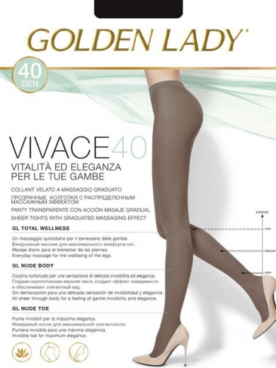 Golden Lady VIVACE 40