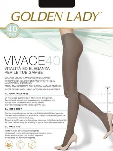 Golden Lady VIVACE 40