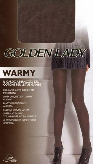 Golden Lady WARMY