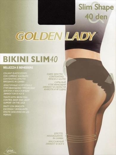 Golden Lady BIKINI SLIM 40