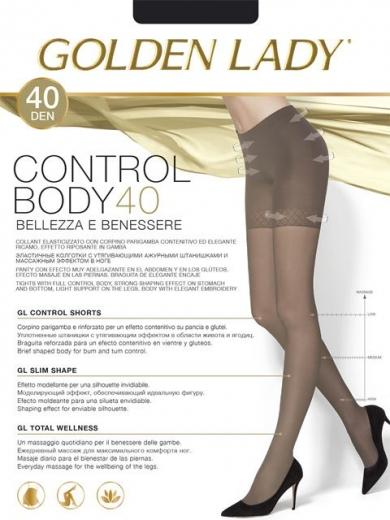 Golden Lady CONTROL BODY 40