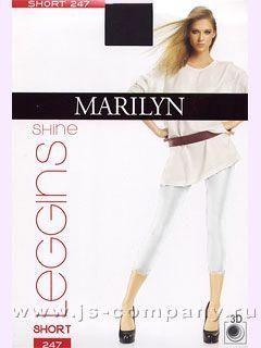 Леггинсы Marilyn SHINE SHORT 247 леггинсы