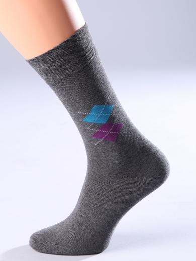 Giulia for men COMFORT MELANGE 01 носки