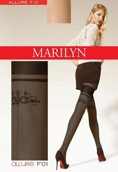 Колготки Marilyn ALLURE F01