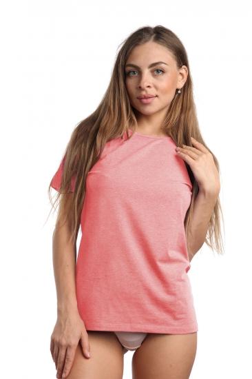 sergio dallini Женская футболка розовая SDT651-10