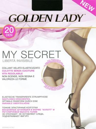 Колготки Golden Lady MY SECRET 20