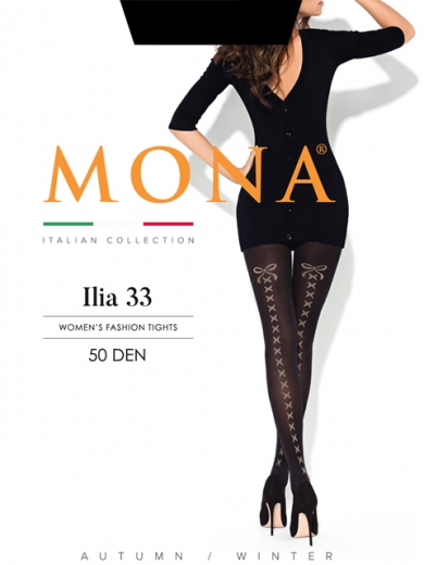 Колготки Mona ILIA 33