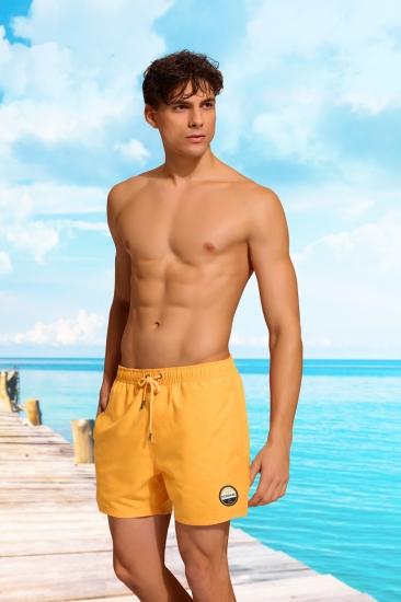 Плавки Doreanse Мужские шорты-плавки желтые DOREANSE 3808