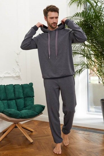 laete Мужские брюки 30377-2 Темно-Серый