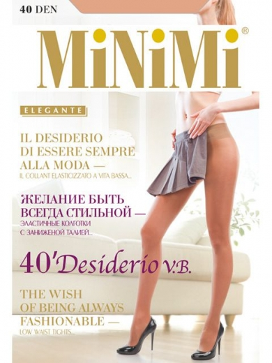 Minimi DESIDERIO 40 VITA BASSA