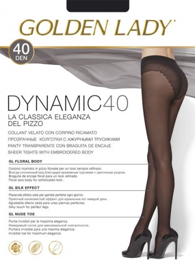 Golden Lady DINAMIC 40
