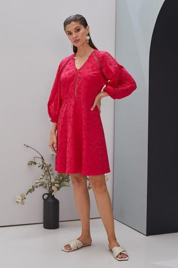 laete Платье 55347-2 Фуксия размер XL Фуксия
