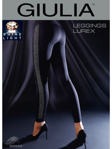 Giulia LEGGINGS LUREX