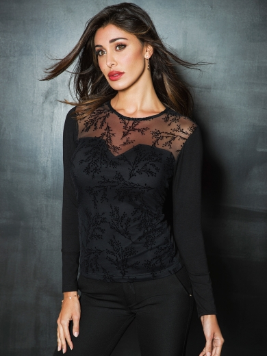 JADEA 4868 maglia блузка