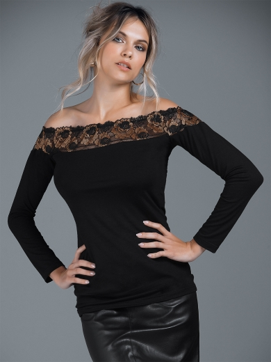 JADEA 4841 maglia блузка