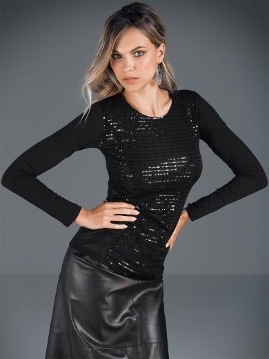 JADEA 4845 maglia блузка