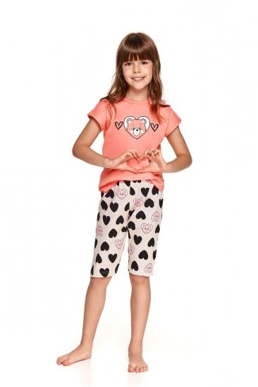 taro 2202/2203 SS21 AMELIA Пижама для девочек с шортами