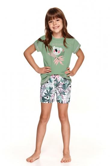 taro 2200/2201 SS21 HANIA Пижама для девочек с шортами